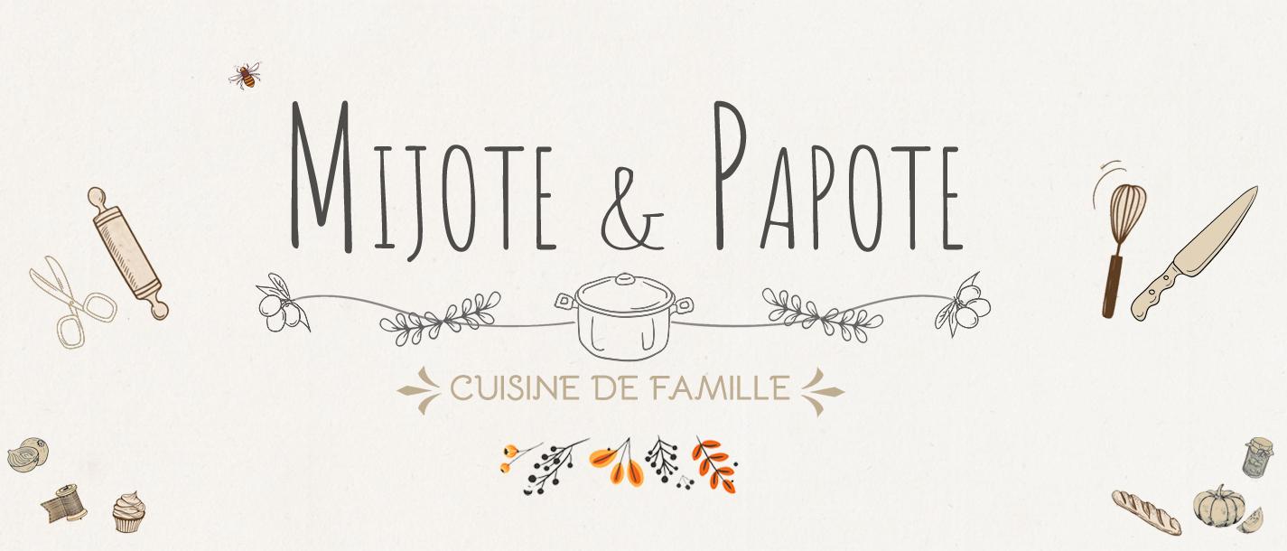 Mijote & Papote - En-tête