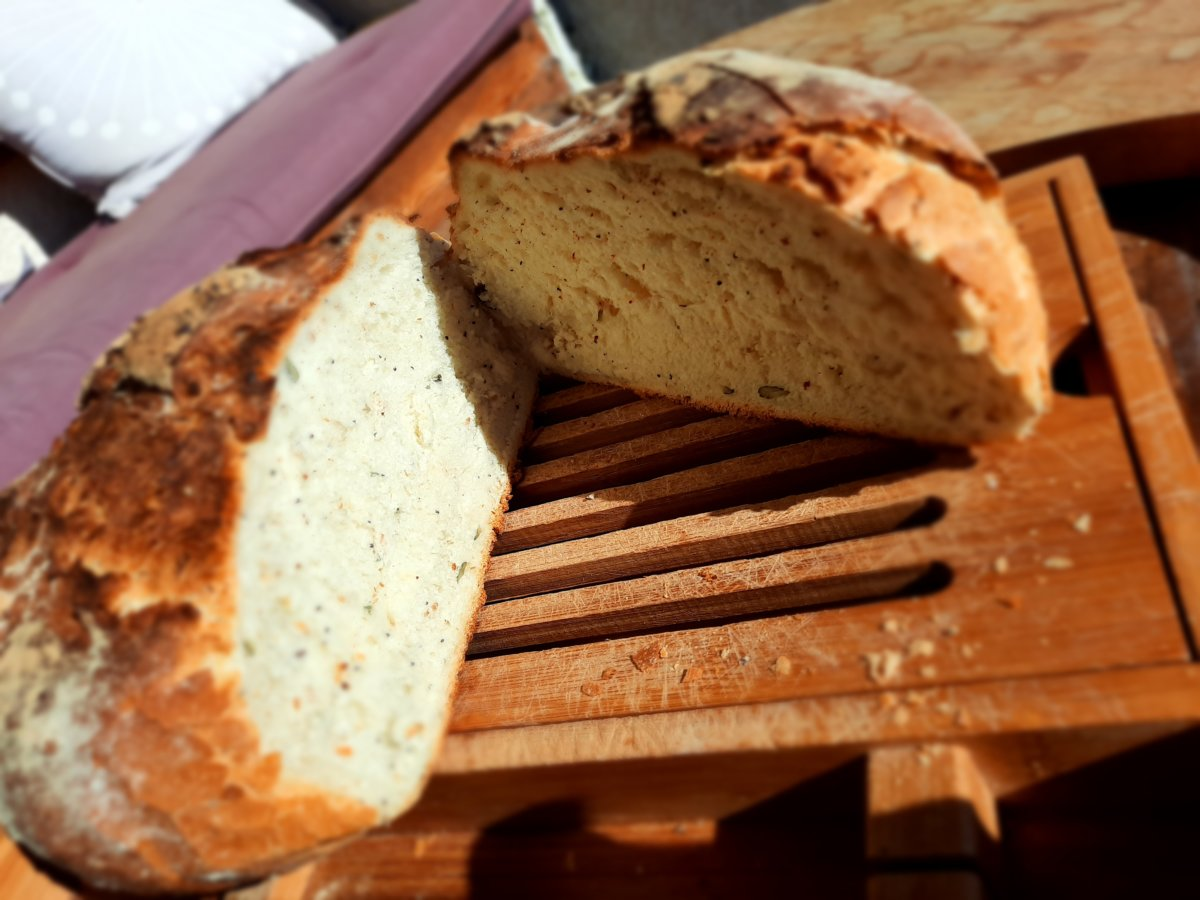 pain en cocotte - mijoteetpapote