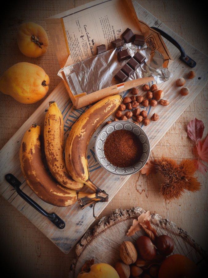 banana bread - mijote et papote