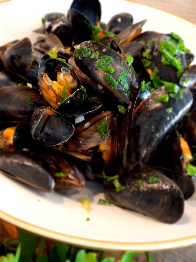 moules frite - mijote et papote