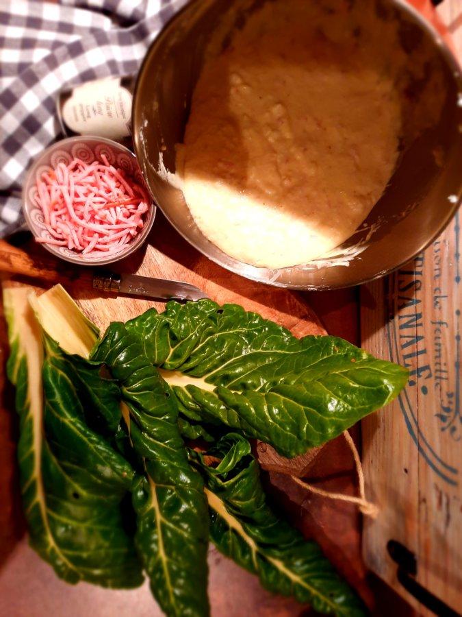 gaufre salée aux légumes - mijote et papote