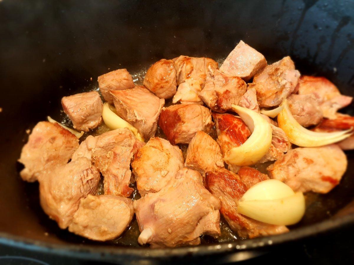 sauté de porc au curry - mijoteetpapote